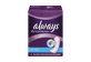 Thumbnail 3 of product Always - Xtra Protection Liners, 40 units, Regular Length