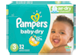 Thumbnail of product Pampers - Baby Dry Diapers, 32 units, Size 3, Jumbo Pack