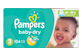 Thumbnail 1 of product Pampers - Baby-Dry Diapers, 104 units, Size 3