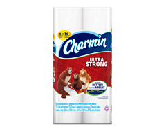 Image of product Charmin - Ultra Strong Toilet Paper, 8 units