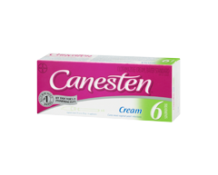 Image of product Canesten - Canesten 6 Treatments 1 % Vaginal Cream Tube, 50 g