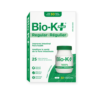Image of product Bio-K+ - Bio-K Plus Probiotic, 30 units, Regular – 25 Billion Bacteria