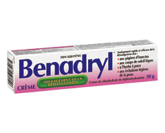 Image of product Benadryl - Benadryl Cream, 30 g