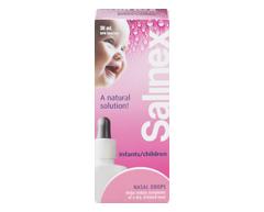 Image of product Salinex - Infants/children, 30 ml