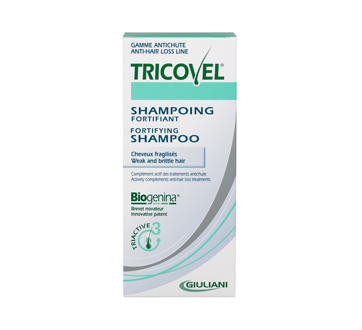 Image 1 of product Tricovel - Fortifying Shampoo for Weak and Brittle Hair, 200 ml