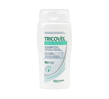 Image 2 of product Tricovel - Fortifying Shampoo for Weak and Brittle Hair, 200 ml