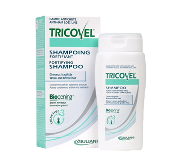 Image 3 of product Tricovel - Fortifying Shampoo for Weak and Brittle Hair, 200 ml