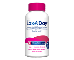 Image of product Lax-A-Day - Lax-A-Day Peg 3350 powder, 510 g