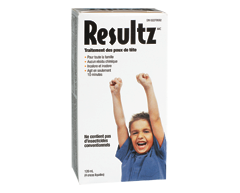 Image of product Resultz - Head Lice Treatment, 120 ml