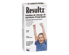 Image of product Resultz - Head Lice Treatment, 240 ml