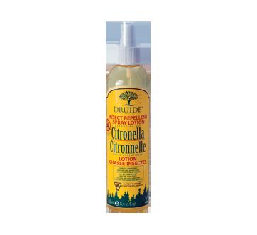 Insect Repellent Spray Lotion, 250 ml, Citronella
