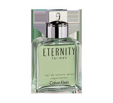 Eternity for Men Eau de Toilette, 100 ml