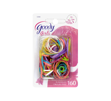 Image of product Goody - Latex Elastics, 160 units