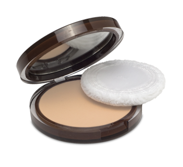 Image of product CoverGirl - Clean Pressed Powder, 11 g Ivory Warm 110
