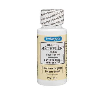 Image of product Personnelle - Methylene Blue, 25 ml