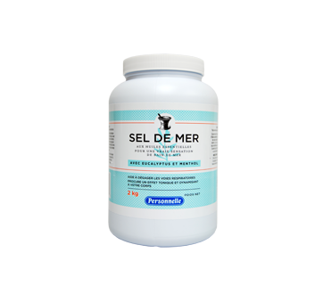 Image 2 of product Personnelle - Sea Salt, 2 kg, Natural