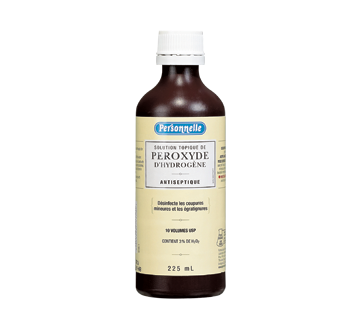 Image 2 of product Personnelle - Hydrogen Peroxide, 225 ml