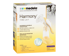 Image of product Medela - Harmony Single Manual Breast Pump