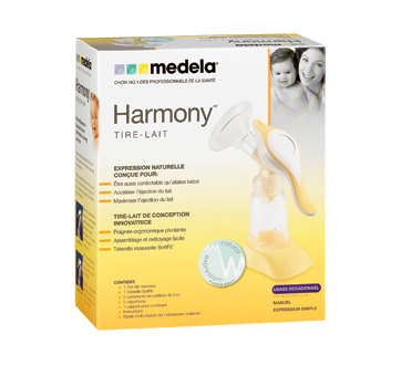 Image 1 of product Medela - Harmony Single Manual Breast Pump