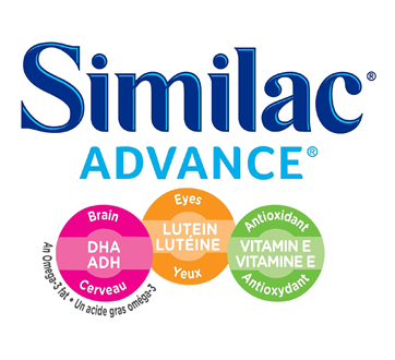 Image 3 of product Similac - Similac Advance with Omega-3 & Omega-6 Concentrate, 12 x 385 ml