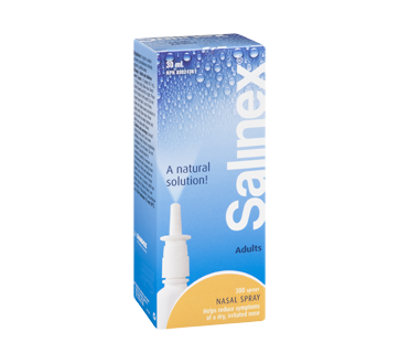 Image 2 of product Salinex - Adults Nasal Spray, 30 ml