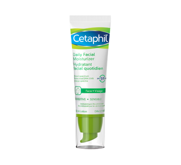 Image of product Cetaphil - Daily Facial Moisturizer SPF 50, 50 ml