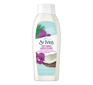 Body Wash, 709 ml, Triple Butter Creamy Coconut