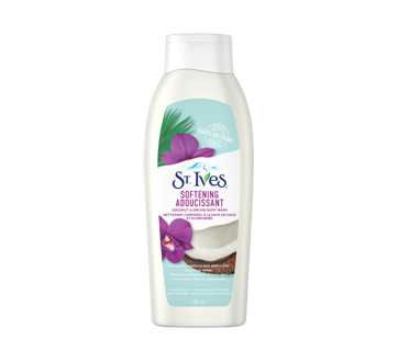 Image 1 of product St. Ives - Body Wash, 709 ml, Triple Butter Creamy Coconut