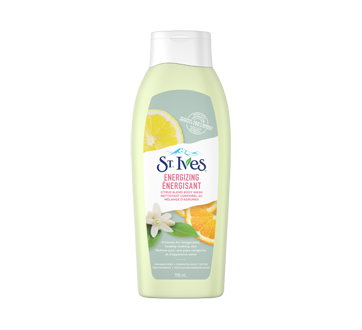 Body Wash, 709 ml, Energizing Citrus