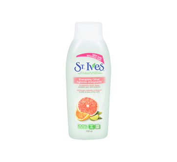 Image 3 of product St. Ives - Body Wash, 709 ml, Energizing Citrus