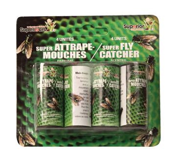Super Fly Catcher Scented, 4 units, Scented