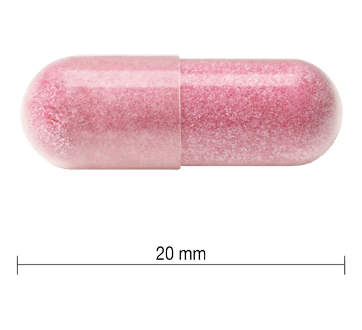 Image 2 of product Jamieson - Cranberry 250 mg, 100 units