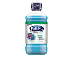 Image of product Pedialyte - Pedialyte Advanced Care Oral Rehydration Solution, 1 L, Blue Raspberry