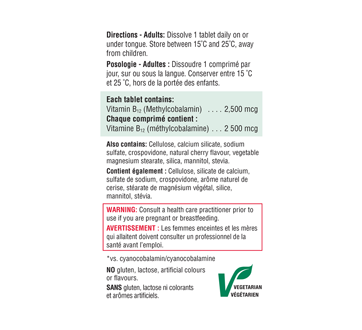 Image of product Jamieson - B 12 High Potency, 60 units