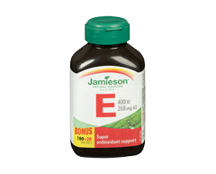 Image of product Jamieson - Vitamin E 40 IU, 100 units