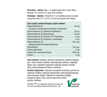 Image of product Jamieson - B 50 Complex, 90 units