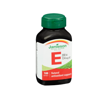 Image 2 of product Jamieson - Vitamin E 200 IU Natural, 100 units