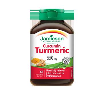 Image of product Jamieson - Turmeric Curcumin, 60 units