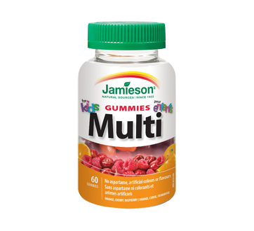 Image of product Jamieson - Multivitamin for Kids Gummies, 60 units