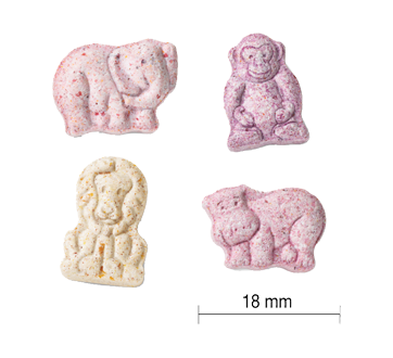 Image of product Jamieson - Chewable Multivitamin for Kids, 60 units