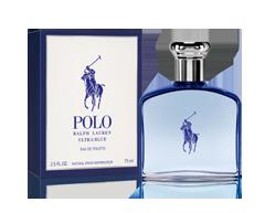 Image of product Ralph Lauren - Polo Ultra Blue Eau de Toilette, 75 ml