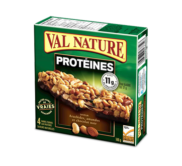 Peannuts Almonds & Chocolate Proteins Bars, 148 g