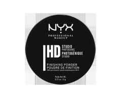 Image of product NYX Professional Makeup - Studio Finishing Powder, 2.65 g, Translucent Finish