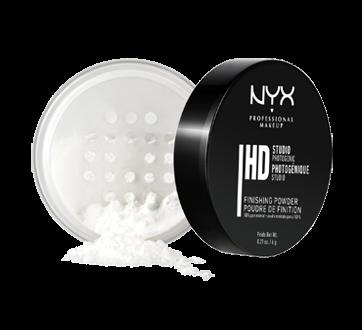 Image 2 of product NYX Professional Makeup - Studio Finishing Powder, 2.65 g, Translucent Finish