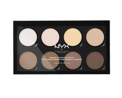 Image of product NYX Professional Makeup - Highlight & Contour Pro Palette, 2.7 g