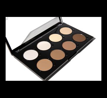 Image 3 of product NYX Professional Makeup - Highlight & Contour Pro palette, 1 unit