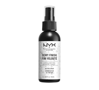 Setting Spray, Long lasting, Dewy Finish, 60 ml
