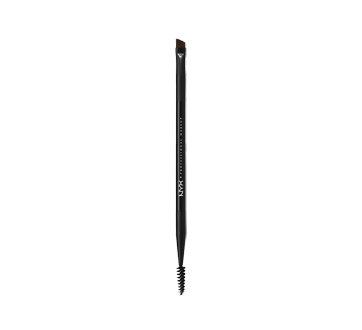 Image of product NYX Professional Makeup - Pro Dual Brow Brush