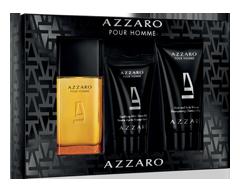 Image of product Azzaro - Azzaro Pour Homme Gift Set, 3 units