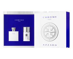 Image of product Azzaro - Chrome Pure Gift Set, 2 units